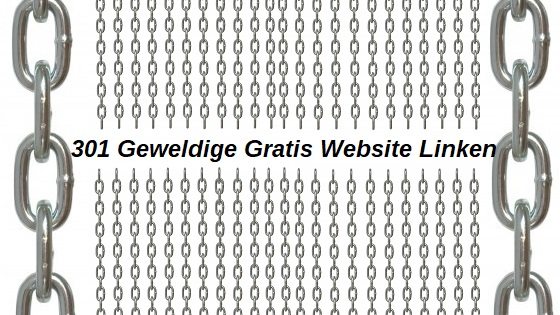 301 geweldige gratis website linken