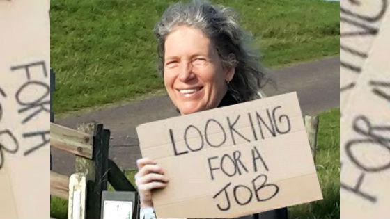Werkloos en er is geen werk voor mij