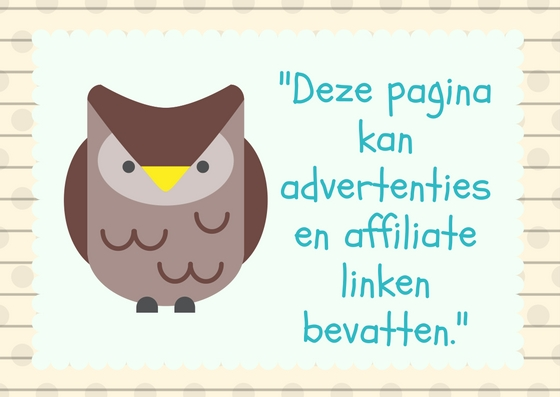 Affiliate disclaimer Deze pagina kan advertenties bevatten