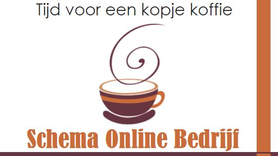 Schema online bedrijf