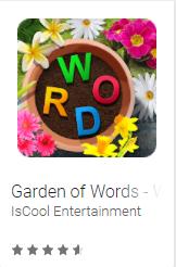 Woordentuin Iscool Entertainment games app