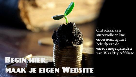 verdien geld online doe een opleiding