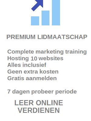 Wealthy affiliate Premium lidmaatschap